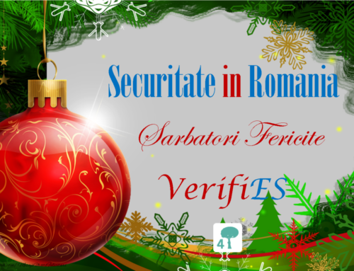 VerifiES – Securitate in Romania – Succes 4Tree