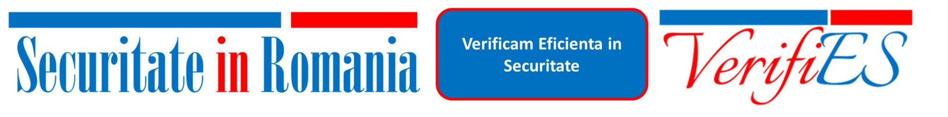Securitate in Romania Logo