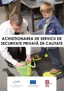 Best Value Manual, Romania, CoESS